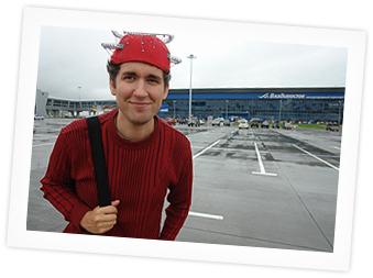 OffHotels founder Stefan Zwanzger